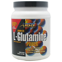 ISS Complete L-Glutamine Power - 2.2 lb - 788434112932