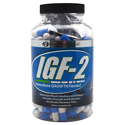 Applied Nutriceuticals IGF-2 - 240 Capsules - 094922647535