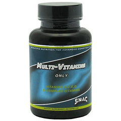 SNAC System Multi-Vitamins Only - 60 Capsules - 094922834751