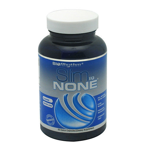 BioRhythm Slim to None - 60 capsules - 60 Servings - 854242001796