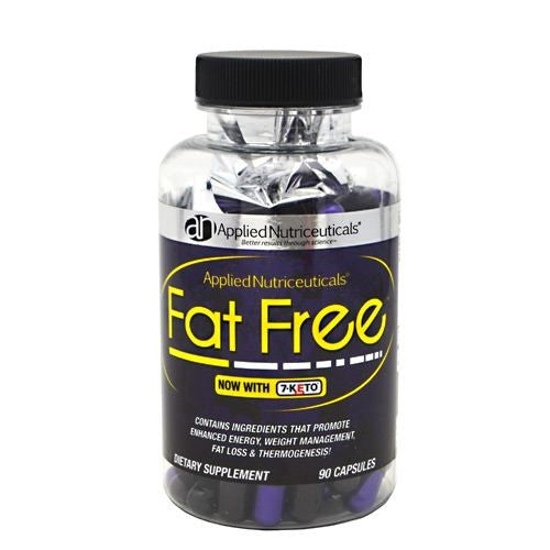 Applied Nutriceuticals Fat Free - 90 Capsules - 736211790071