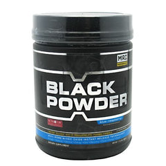 MRI Black Powder - Blue Raspberry - 40 Servings - 633012640102