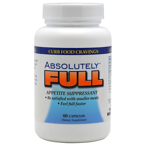 Absolute Nutrition Absolutely Full - 60 Capsules - 708235089219