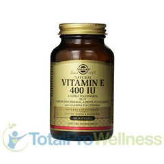 Vitamin E 400 IU Mixed Tocopherols 100 Softgels