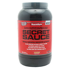 Muscle Meds Secret Sauce - Orange - 3.1 lb - 891597003730