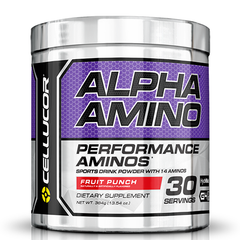 Alpha Amino Fruit Punch 30 servings