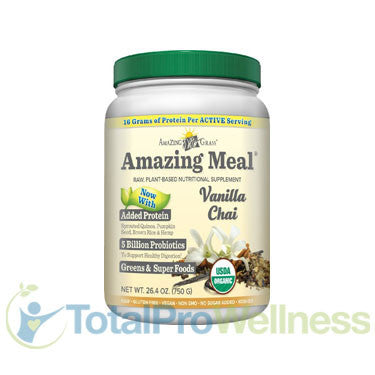 Amazing Meal Vanilla Chai 26.4 ounces