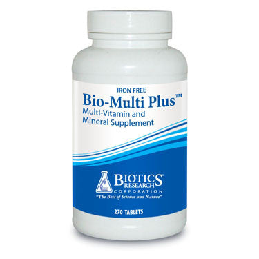 Bio-Multi Plus Iron Free (270 T)