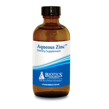 Aqueous Zinc (4 oz)