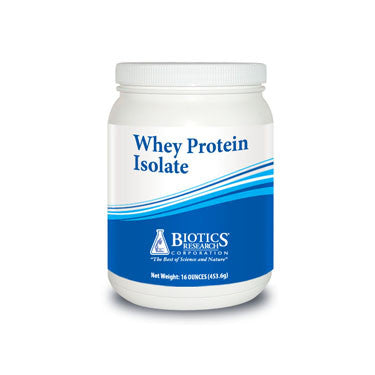 Whey Protein Isolate (16 oz)