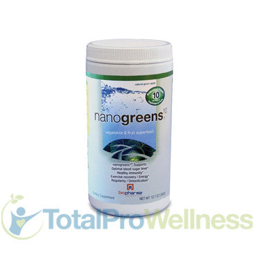 Biopharma Scientific NanoGreens 10