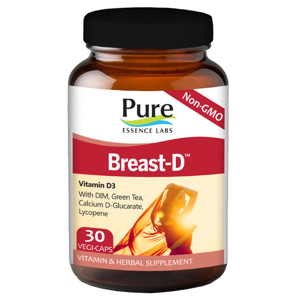 Breast-D 30 Vegi Caps