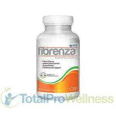 Fibrenza Systemic Enzyme -- 500 mg - 240 Capsules
