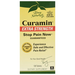 Curamin Extra Strength - 120 Tablets