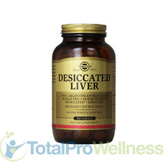 Desiccated Liver Tablets, 250 Count