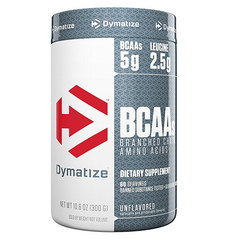 Dymatize BCAA Complex 5050 Powder, UltraPure/Unflavored, 10.6 Ounces