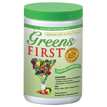 Greens First Boost 9.95-Ounce