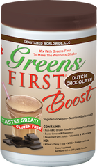 Greens First Boost 10.5-Ounce Dutch Chocolate