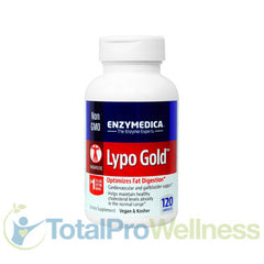 Lypo Gold 120 count - Optimizes Fat Digestion (FFP)