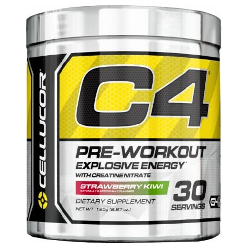 C4 Pre Workout Strawberry Kiwi- 30 Servings