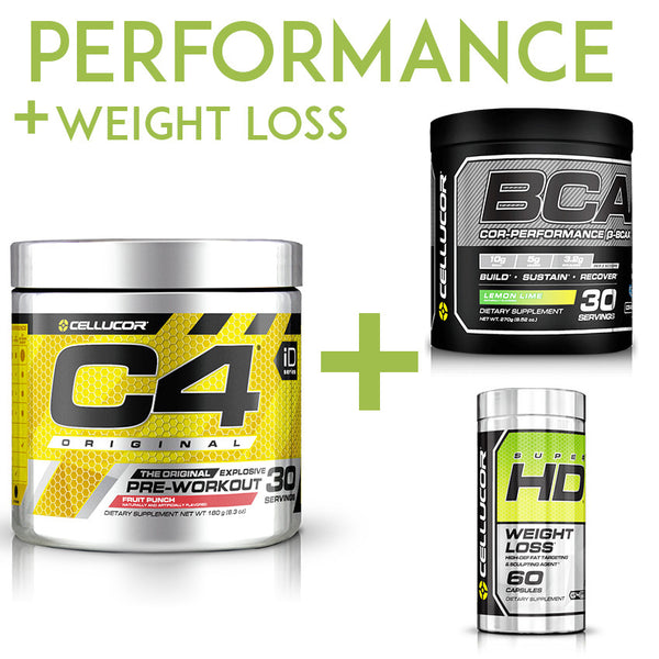 Cellucor Stack Pack 2