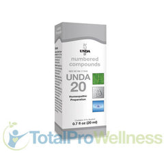 Unda #20 Liquid 20 ml