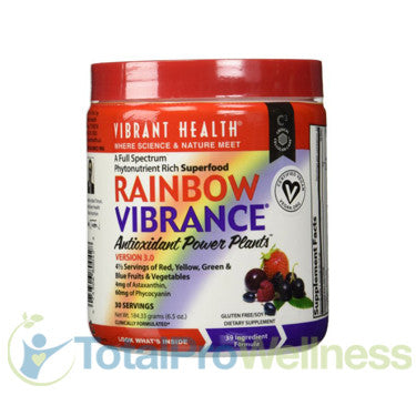 Rainbow Vibrance Superfood 6.5 oz.