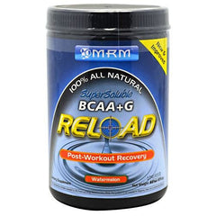 MRM BCAA+G Reload - Watermelon - 22 Servings - 609492710437