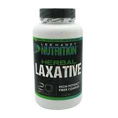 Lee Haney Nutrition Herbal Laxative - 120 Capsules - 60 Servings - 092617147674
