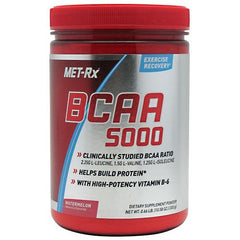 MET-Rx BCAA Powder - Watermelon - 300 g - 786560522007