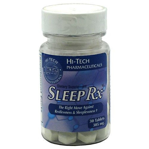 Hi-Tech Pharmaceuticals Sleep Rx - 30 Tablets - 857084000347