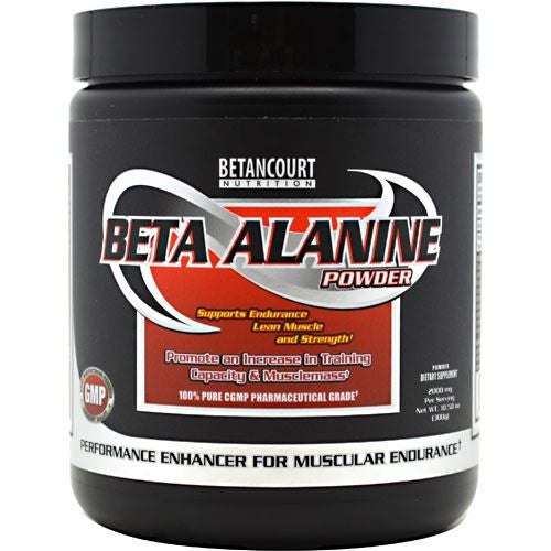 Betancourt Nutrition Beta-Alanine Powder - 300 g - 857487003532