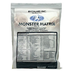 Vitalabs Monster Matrix Pack - 30 Packets - 092617009712