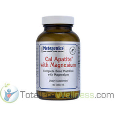 Cal Apatite Bone Builder with Magnesium