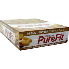 PureFit Nutrition Bar - Peanut Butter Crunch - 15 ea - 812787002005