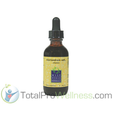 Coriandrum Sativam Cilantro Liquid Extract 2 oz.