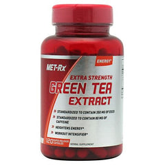 MET-Rx Green Tea Extract - 120 Capsules - 786560510035