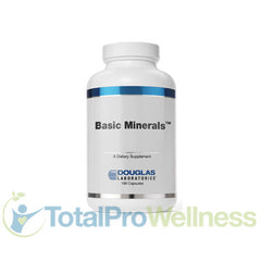 Basic Minerals 180 Tablets