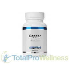 Copper 2 mg 100 Capsules