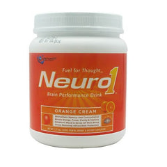 Nutrition53 Neuro1 - Orange Cream - 20 Servings - 810033011832