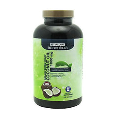 Betancourt Nutrition Betancourt Essentials Organic Extra Virgin Coconut Oil - 120 Softgels - 857487004409