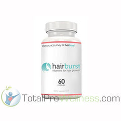 Hairburst Natural Hair Vitamins 60 Capsules 1 Month Supply