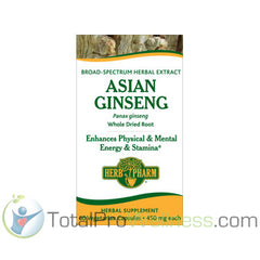 Asian Ginseng 60 Capsules