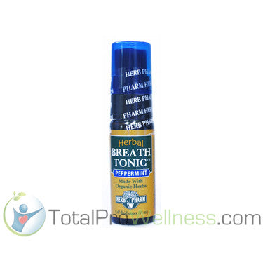 Breath Tonic Peppermint 0.5 oz