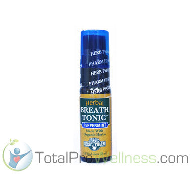 Breath Tonic Peppermint 1 oz