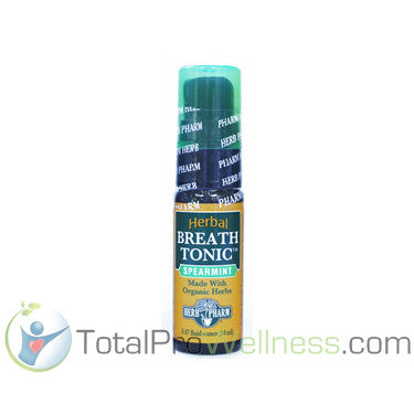 Breath Tonic Spearmint 0.5 oz