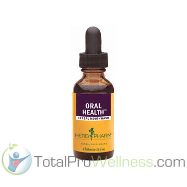 Oral Health Extract 1 oz
