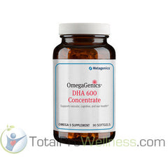 OmegaGenics DHA 600 Concentrate