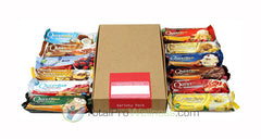 High Protein Bars Original Variety Pack of 12