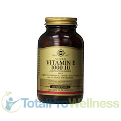 Solgar Vitamin E 1000 100 Softgels
